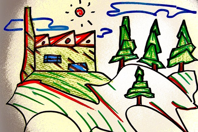 fabrica+ bosque