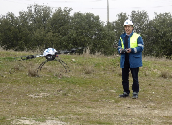 drones castilla la mancha