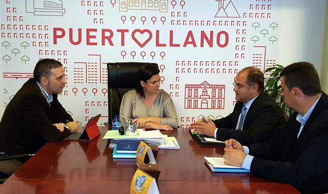 NEDGIACLM_Reunión alcaldesa Puertollano