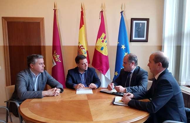NEDGIA_Reunión con alcalde Albacete