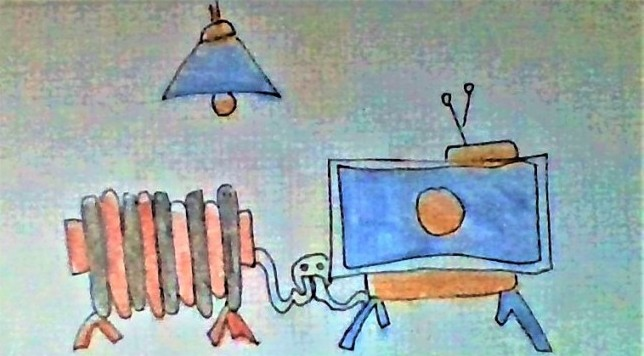 radiador tv