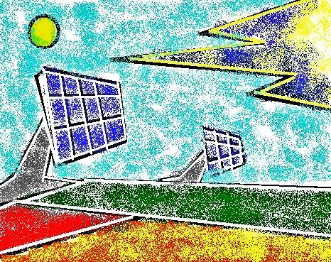 panel sol2
