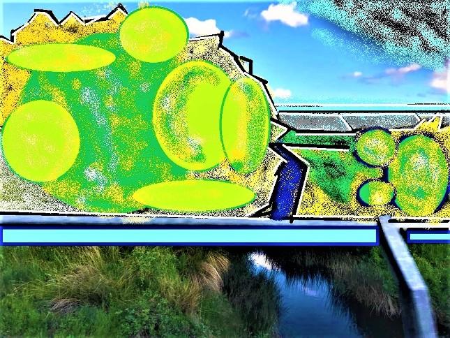 canalesy acequias