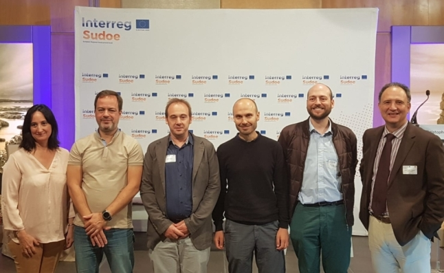 Miembros del consorcio que constituye el proyecto Improvement