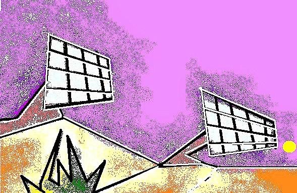 panel solares