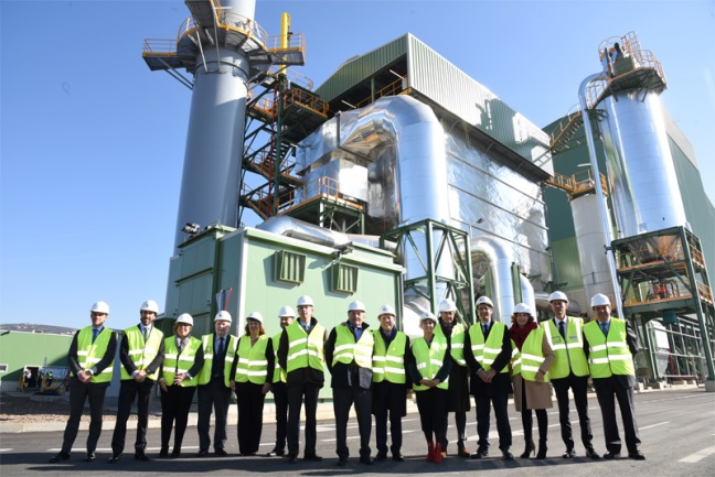 ence-puertollano-inauguracion-planta-generacion-energia-renovable-biomasa